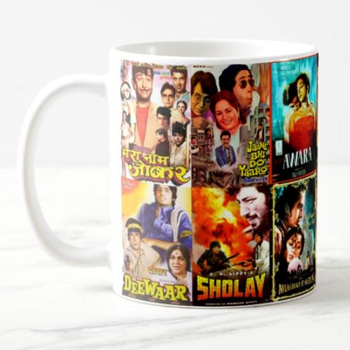Bollywood Classics Mug