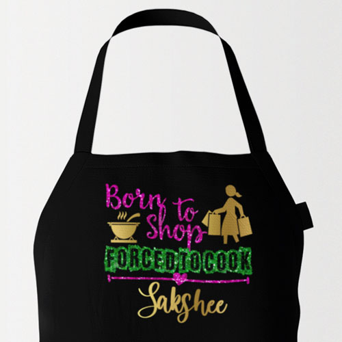 Personalised Waterproof Apron