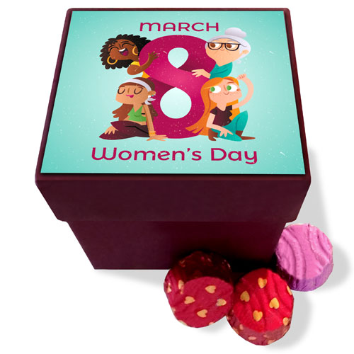 Womens Day Chocolate Box