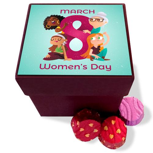 Womens Day Chocolate Box