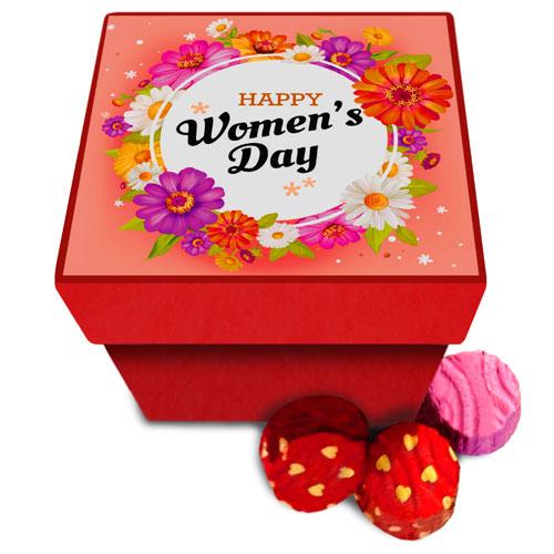 Womens Day Celebrations Chocolate Box
