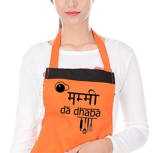 Mummy Da Dhaba Apron