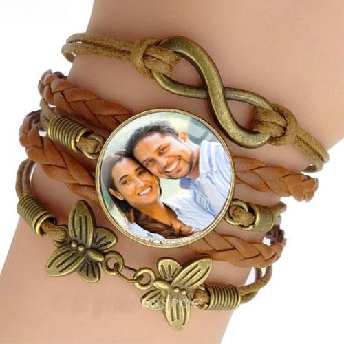 Photo Band Bracelet