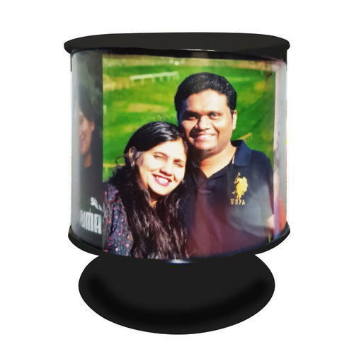 Rotating Personalised Photo Frame