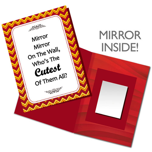 Who Is The Cutest Mirror Card