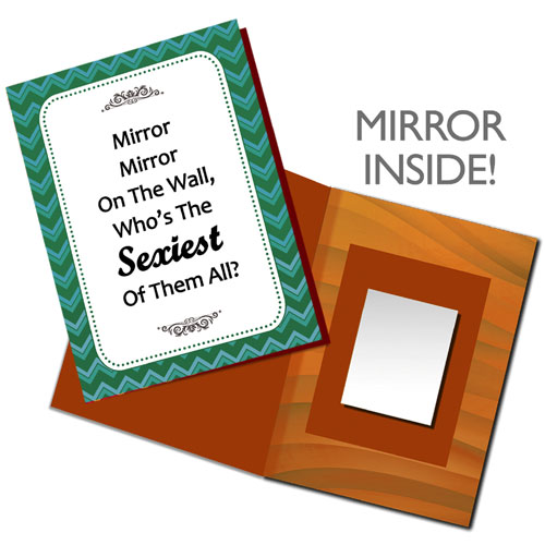 Who  Is The Sexiest Mirror Card