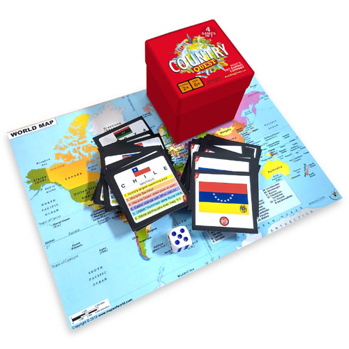 Country Quest Kids Game Set