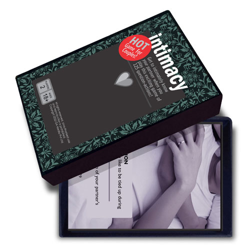 Intimacy - Romantic Game For Couples