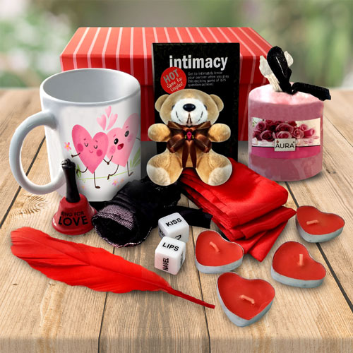 Love Combo Romantic Gift Set