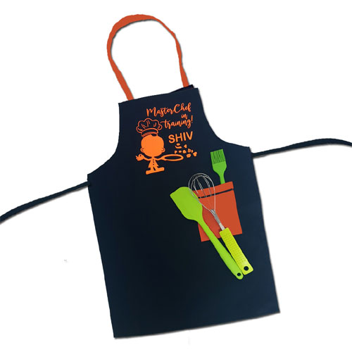 Personalised Kids Apron