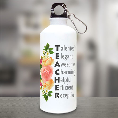 Special Teacher Sipper Bottle