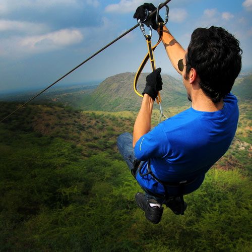 Flying Fox Aerial Adventure