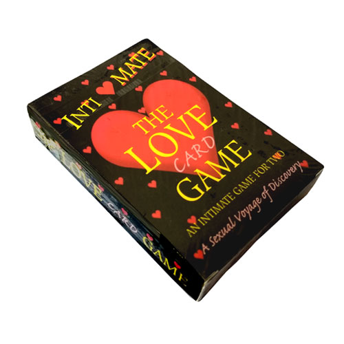 Intimate Love Card Game