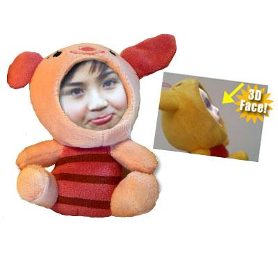 3D Soft Doll