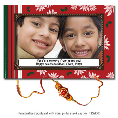 Rakhi Personalised Pack
