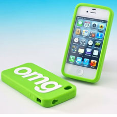 OMG iPhone Cover