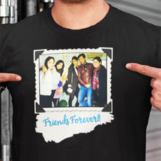 Photo Personalised Tshirt