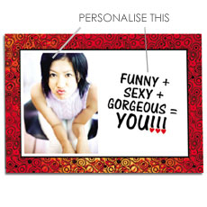 Send Personalised Gifts To India