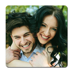 Square Personalised Fridge Magnet