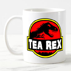 Tea Rex Teacup