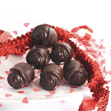 Chocolate Bouquet Set Of Six
