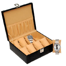Watch Box Eight Slots