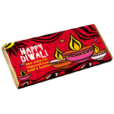 Diwali Personalised Chocolate
