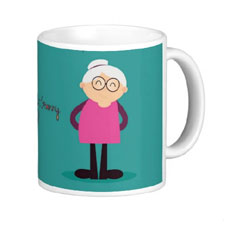 Best Grandmother Mug