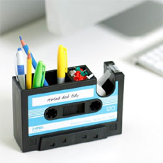 Cassette Desktop Holder