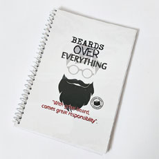 Beard Notebook