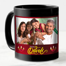 Diwali Greeting Personalised Mug