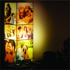 Personalised Tower Lamp