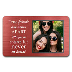 True Friends Photo Magnet