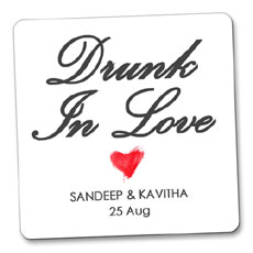 Drunk In Love Coaster