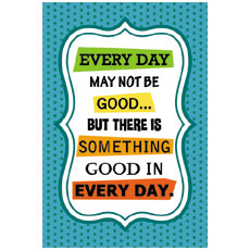 Something Good Everyday Poster
