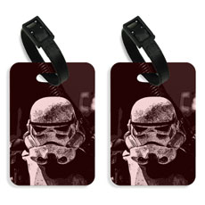 Stormtrooper Luggage Tags Set Of Two