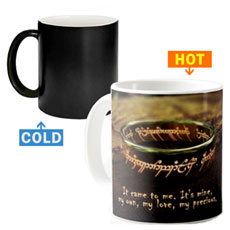 Lord Of The Rings Magic Mug