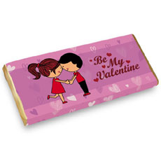Be My Valentine Chocolate