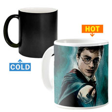 Harry Potter Mysterious Wand Magic Mug