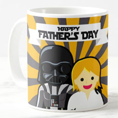 Star Wars Art Fathers Day Mug