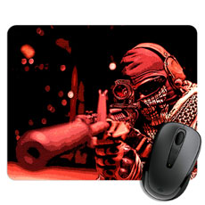 Counter Strike Fan Art Mouse Pad