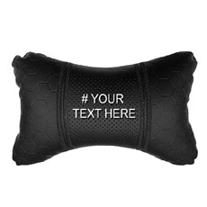 Personalised Head Rest Pillow
