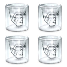 Doomed Shotglasses Set of 4