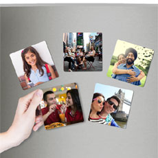 Memories Magnets Set Of Five
