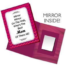Who Is The Best Mom Mirror Card