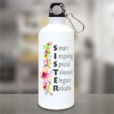 Special Sister Sipper Bottle