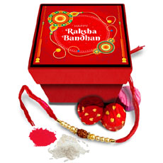 Rakhi Chocolates Box