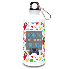 Brothers Make Best Friends Sipper Bottle