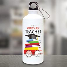 Best Teacher Sipper Bottle