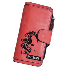 Personalised Womens Wallet